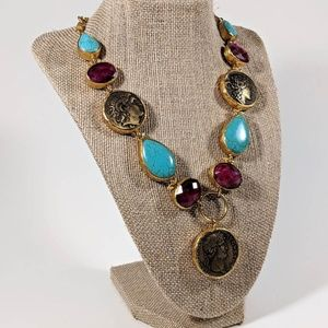 Jewelry - Ottoman Turkish Coin Necklace